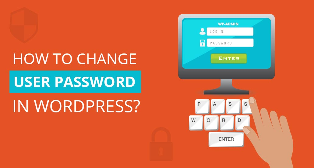 How to change user password in WordPress?